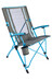 Coleman Bungee Campingstol grå/blå